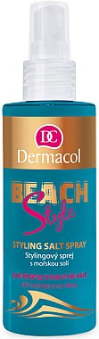 Schützendes Haar-Stylingspray - Dermacol Beach Style Styling Salt Spray — Bild N1