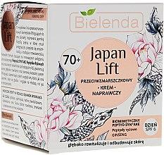 Düfte, Parfümerie und Kosmetik Regenerierende Anti-Falten Tagescreme 70+ - Bielenda Japan Lift Day Cream 70+ SPF6