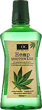 Düfte, Parfümerie und Kosmetik Mundspülung mit Hanfsamenöl - Xpel Marketing Ltd Hemp Mouthwash