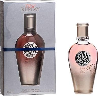Replay True Replay for Her - Eau de Parfum — Bild N4