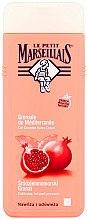Düfte, Parfümerie und Kosmetik Feuchtigkeitsspendendes und erfrischendes Duschgel mit Granatapfel - Le Petit Marseillais
