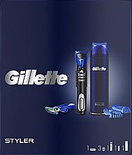Düfte, Parfümerie und Kosmetik Gesichtspflegeset - Gillette Fusion 5 (Duschgel 200ml + Rasierapparat)
