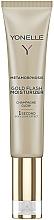 Düfte, Parfümerie und Kosmetik Feuchtigkeitsspendendes Gesichtsgel mit Goldpartikeln - Yonelle Metamorphosis Gold Flash Moisturizer Champagne Glow