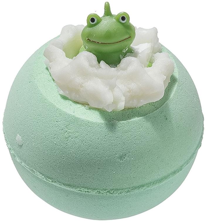 Badebombe - Bomb Cosmetics It's Not Easy Being Green Bath Blaster — Bild N1