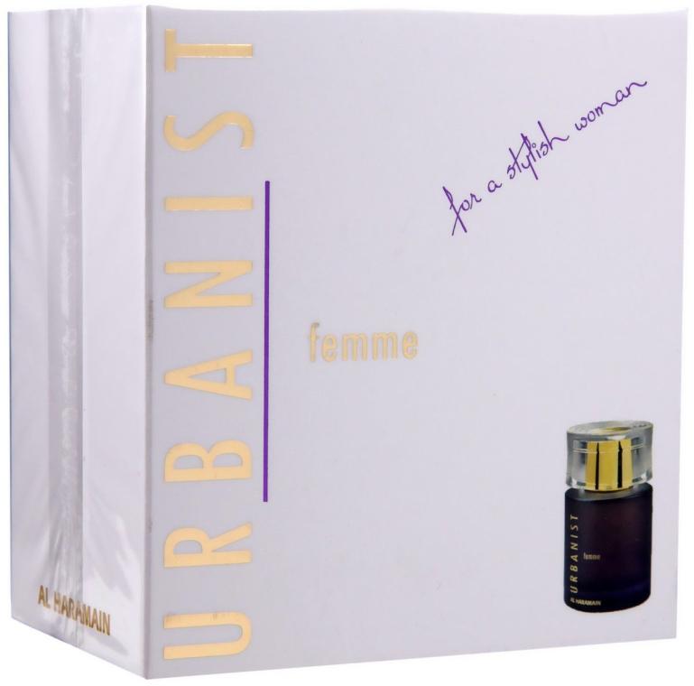 Al Haramain Urbanist Femme - Eau de Parfum — Bild N1