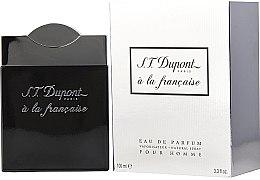 Düfte, Parfümerie und Kosmetik S.T. Dupont A La Francaise Pour Homme - Eau de Parfum