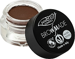 Düfte, Parfümerie und Kosmetik Augenbrauenpomade - PuroBio Cosmetics BrowMade Brow Pomade