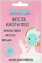 Düfte, Parfümerie und Kosmetik Gesichtsmaske mit grünem kambrischem Ton - Dermaglin Sos Anti Acne