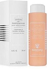 Reinigendes und tonisierendes Gesichtstonikum mit Grapefruit - Sisley Botanical Grapefruit Toning Lotion — Bild N1