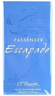Dupont Passenger Escapade Men - Eau de Toilette — Bild N2