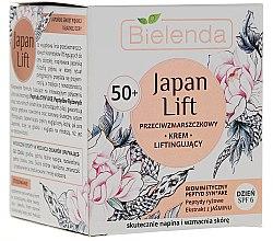 Düfte, Parfümerie und Kosmetik Anti-Falten Tagescreme mit Lifting-Effekt 50+ SPF 6 - Bielenda Japan Lift Day Cream 50+ SPF 6