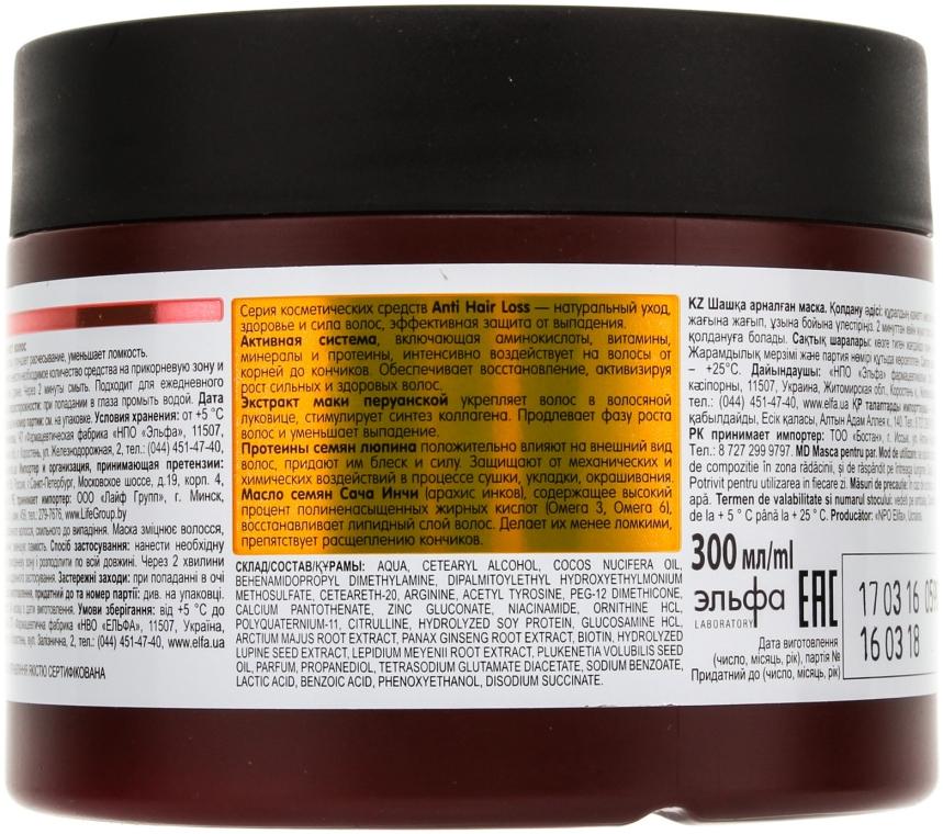 Haarwachstum stimulierende Maske - Dr. Sante Anti Hair Loss Mask — Bild N4