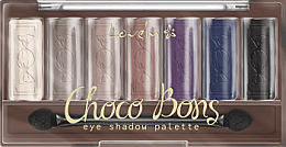 Düfte, Parfümerie und Kosmetik Lidschattenpalette - Lovely Choco Bons