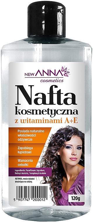Haarspülung Kerosin mit Vitaminen A + E - New Anna Cosmetics — Bild N1