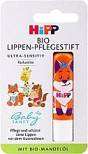Düfte, Parfümerie und Kosmetik Bio Lippen-Pflegestift mit Bio-Mandelöl - HiPP Babysanft