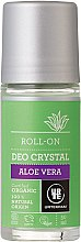 Düfte, Parfümerie und Kosmetik Deo Roll-on mit Aloe Vera und Orangenduft - Urtekram Deo Crystal Aloe Vera