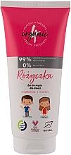 Düfte, Parfümerie und Kosmetik Duschgel für Kinder mit Rosenduft - 4Organic Bath Gel For Children