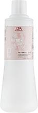 Düfte, Parfümerie und Kosmetik Flüssig-Entwickler zum Entfernen oxidativer Farbpigmente - Wella Professionals ReNew Activator Liquid