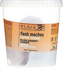 Düfte, Parfümerie und Kosmetik Farbpulver für das Haar - Black Professional LineFlash Meches