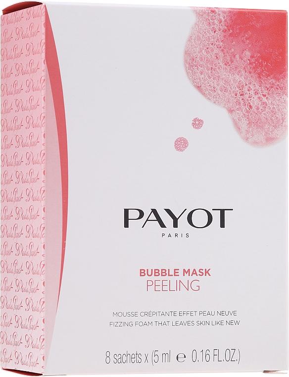 Sauerstoffspendende und reinigende Peelingmaske für das Gesicht - Payot Les Demaquillantes Peeling Oxygenant Depolluant Bubble Mask — Bild N1