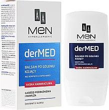 Düfte, Parfümerie und Kosmetik Feuchtigkeitsspendender After Shave Balsam für empfindliche Haut - AA Men derMED After-Shave Balm