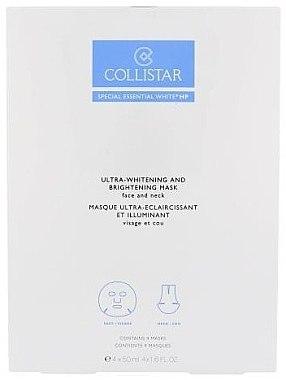 Gesichtsmaske - Collistar Special Essential White HP Ultra-Whitening Mask — Bild N1