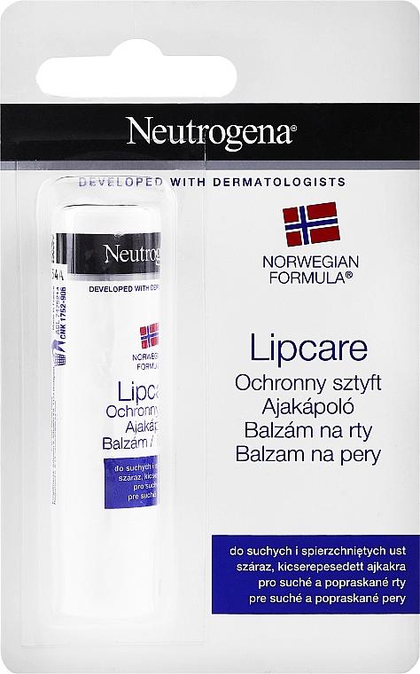 Schützende Lippenpflege - Neutrogena Norwegian Formula Lipcare SPF4