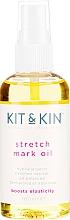 Düfte, Parfümerie und Kosmetik Organisches Körperöl für Mütter gegen Dehnungsstreifen - Kit and Kin Stretch Mark Oil