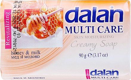 Cremeseife Honig und Milch - Dalan Multi Care — Bild N1