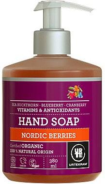 Flüssige Handseife Nordische Beeren - Urtekram Nordic Berries Hand Soap — Bild N1