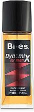 Düfte, Parfümerie und Kosmetik Bi-Es Dynamix - Parfümiertes Körperspray