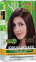 Düfte, Parfümerie und Kosmetik Permanente Haarfarbe ohne Ammoniak - Natur Vital PPD Free ColourSafe Hair Colour