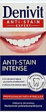 Düfte, Parfümerie und Kosmetik Aufhellende Zahnpasta Anti-Stain Intense - Denivit