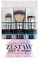 Düfte, Parfümerie und Kosmetik Make-up Pinselset 3-tlg. - Neess Make-up Brushes