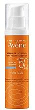 Düfte, Parfümerie und Kosmetik Sonnenschutzfluid für das Gesicht SPF 50+ - Avene Eau Thermale Sun Care Fluid SPF50