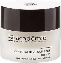 Düfte, Parfümerie und Kosmetik Intensiv regenerierende und aufbauende Tagescreme für reife Haut - Academie Age Recovery Total Restructuring Care