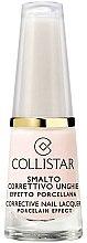 Düfte, Parfümerie und Kosmetik Nagellack - Collistar Smalto Correttive Nail Lacquer