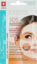 Düfte, Parfümerie und Kosmetik 5in1 Reinigende Maske für Gesicht, Hals und Dekolleté mit Wärme-Effekt - Cosmetics Face Therapy Professional