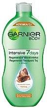 Düfte, Parfümerie und Kosmetik Regenerierende Körperlotion mit Sheabutter - Garnier Body Intensive 7 Days Regenerating Shea Butter Body Lotion