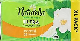 Düfte, Parfümerie und Kosmetik Damenbinden mit Flügeln 20 St. - Naturella Green Tea Magic