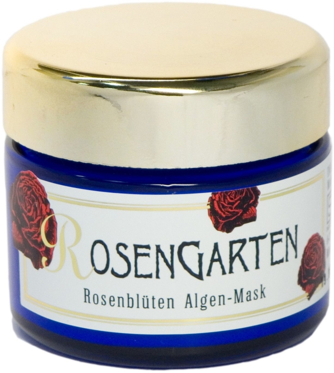 Glättende und regenerierende Gesichtsmaske mit Rosenöl - Styx Naturcosmetic Rosenbluten Algen-Mask — Bild N1