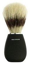 Düfte, Parfümerie und Kosmetik Rasierbürste mit ergonomischem Griff und synthetischen Fasern - Beter Beauty Care