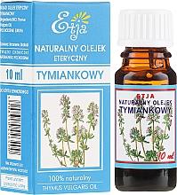 Düfte, Parfümerie und Kosmetik 100% Natürliches ätherisches Thymianöl - Etja Natural Essential Oil