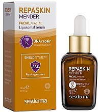 Düfte, Parfümerie und Kosmetik Liposomales Gesichtsserum - SesDerma Laboratories Repaskin Mender Liposomal Serum