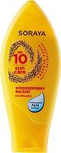 Düfte, Parfümerie und Kosmetik Feuchtigkeitsspendender und wasserfester Körperbalsam mit Sonnenschutz SPF 10 - Soraya Sun Care Waterproof Sun Balm SPF10