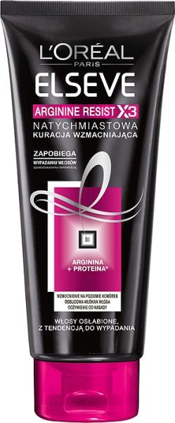 Stärkende Haarspülung mit Arginin - L'Oreal Paris Elseve Arginina Resist X3 Miracle Instantane — Bild N1