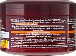 Haarmaske - Joanna Egg Hair Mask Egg Yolk Castar Oil — Bild N3