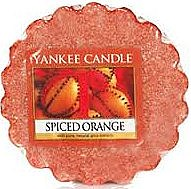 Tart-Duftwachs Spiced Orange - Yankee Candle Spiced OrangeTarts Wax Melts — Bild N1
