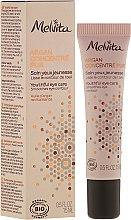 Düfte, Parfümerie und Kosmetik Augenkonturcreme - Melvita Argan Concentre Pur Smoothes Eye Contour