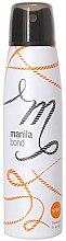 Düfte, Parfümerie und Kosmetik Bond Manila Spirit - Deospray